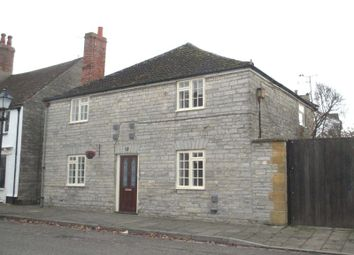 Thumbnail 3 bed detached house for sale in High Street, Ilchester, Yeovil
