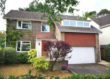 Thumbnail 4 bed detached house for sale in Birchwood Road, Lower Parkstone, Poole