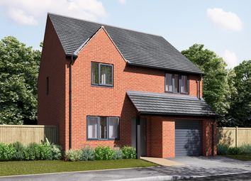 """""""The Goodridge"""" at Sumpter Way, Lower Road, Faversham ME13. 4 bed detached house for sale"""