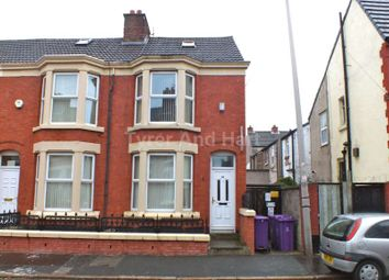 Thumbnail 4 bed shared accommodation to rent in Empress Road, Kensington, Liverpool