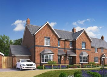 Thumbnail 4 bed semi-detached house for sale in Cow Lane, Edlesborough, Dunstable
