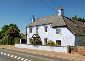 Thumbnail 5 bedroom cottage for sale in Sidmouth Road, Farringdon, Exeter