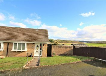 Thumbnail 2 bed semi-detached bungalow for sale in Wordsworth Avenue, Priory Park, Haverfordwest, Pembrokeshire.