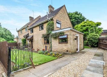 Thumbnail 3 bedroom semi-detached house for sale in Spring Close, Boughton, Northampton