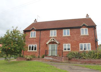 Thumbnail 5 bed detached house for sale in Station Street, Rippingale, Bourne