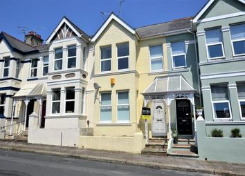Thumbnail 3 bed terraced house for sale in Meredith Road, Plymouth, Devon