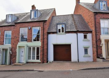 Thumbnail 4 bed town house for sale in Village Drive, Lawley Village, Telford
