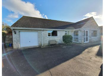 Thumbnail 3 bed detached bungalow for sale in Hilary Close, Axminster