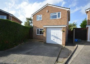 Thumbnail 4 bed detached house for sale in Church Drive, Quedgeley, Gloucester