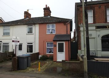 Thumbnail 2 bed terraced house for sale in Haylings Road, Leiston