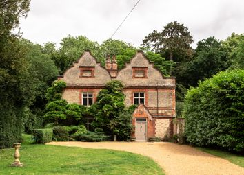 Thumbnail 4 bed detached house for sale in The Manor House, Garboldisham, Norfolk