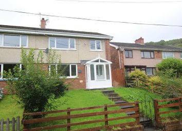 Thumbnail 3 bed semi-detached house to rent in Brodawel, Llanwrda