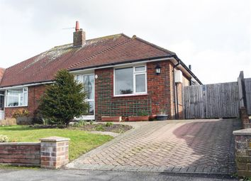 Thumbnail 3 bed semi-detached bungalow for sale in Summerlands Road, Willingdon, Eastbourne