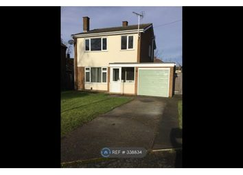 Thumbnail 3 bed detached house to rent in Clarence Road, Wisbech