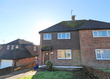 Thumbnail 3 bed semi-detached house to rent in Harebeating Drive, Hailsham