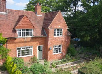 Thumbnail 4 bedroom end terrace house for sale in Kent Cottages, Ixer Lane, Great Whelnetham, Bury St. Edmunds