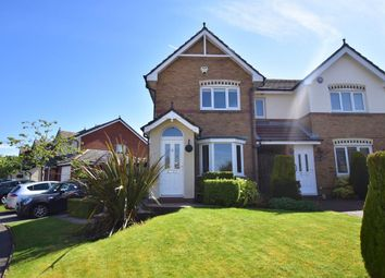 Thumbnail 2 bed end terrace house for sale in Eastwood Close, Bolton