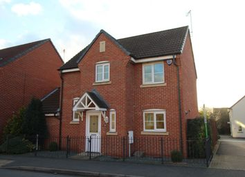 Thumbnail 3 bedroom detached house for sale in Parkway, Chellaston, Derby