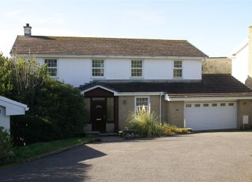 Thumbnail 4 bed detached house for sale in Hanson Drive, Fowey