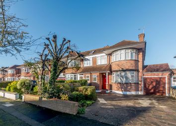 Thumbnail 4 bed semi-detached house for sale in Deane Croft Road, Eastcote, Pinner, Middlesex