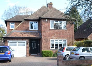 Thumbnail 4 bed detached house for sale in Priest Avenue, Wokingham, Berkshire