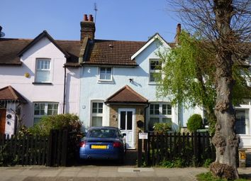 Thumbnail 3 bed terraced house for sale in Main Avenue, Bush Hill Park, London