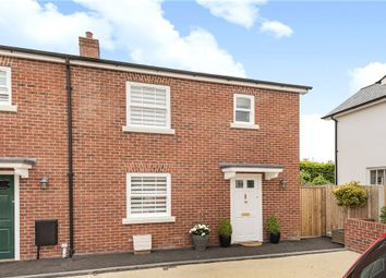 Thumbnail 3 bed end terrace house for sale in Albert Street, Blandford Forum