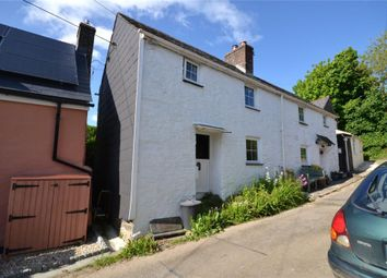Thumbnail 1 bed semi-detached house to rent in Tredinnick, Liskeard, Cornwall