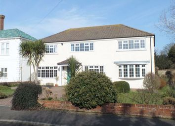 Thumbnail 4 bed detached house for sale in Cliff Road, Folkestone, Kent