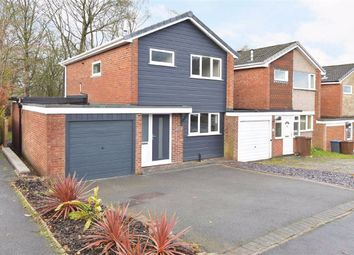 3 bed link-detached house for sale in Coopers Close, Leek ST13