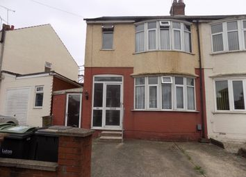 Thumbnail 3 bed terraced house to rent in Black Swan Lane, Luton