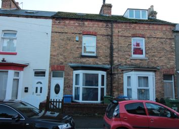 Thumbnail 3 bed terraced house for sale in Spring Bank, Scarborough, Yorkshire, North Riding