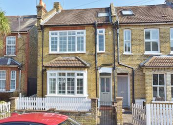 Thumbnail 4 bed semi-detached house for sale in Sunnyside Road, Teddington
