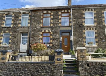 Thumbnail 3 bed terraced house for sale in Ammanford Road, Tycroes, Ammanford