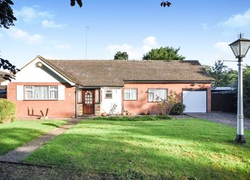 Thumbnail 3 bed detached bungalow for sale in Albert Gardens, Coggeshall, Colchester