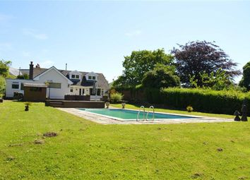 Thumbnail 4 bedroom detached bungalow for sale in Joiners Road, Three Crosses, Three Crosses