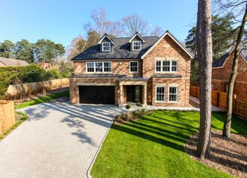Thumbnail 5 bedroom detached house for sale in Llanvair Close, Ascot