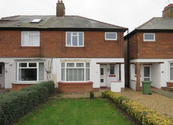 Thumbnail 3 bed semi-detached house to rent in Leverington Road, Wisbech