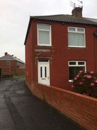 Thumbnail 3 bed terraced house to rent in Brentwood Avenue, Ashington