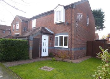 Thumbnail 2 bed semi-detached house to rent in Corn Hill, Two Mile Ash, Milton Keynes