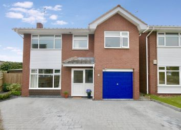 Thumbnail 4 bed property for sale in The Vetches, Guilden Sutton, Chester