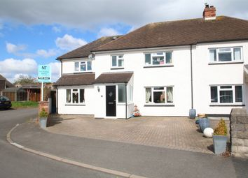 Thumbnail 4 bed semi-detached house for sale in 32 Cromwell Road, Bulwark, Chepstow, Monmouthshire