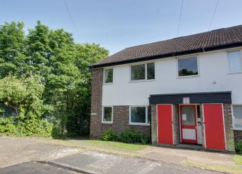 Thumbnail 2 bed flat for sale in Ashmere Grove, Ipswich