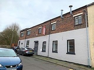 Thumbnail Office for sale in P&L Fireplaces, Hobson Street, Burslem, Stoke-On-Trent, Staffordshire