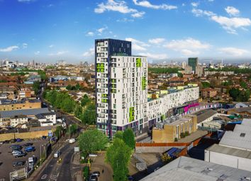 Thumbnail 3 bed flat for sale in Verney Road, London