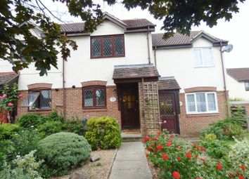 Thumbnail 2 bed terraced house for sale in Oswald Close, Fetcham, Leatherhead