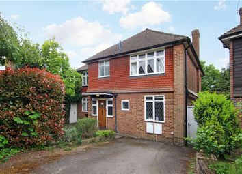 Thumbnail 4 bed detached house to rent in Hampton Close, Wimbledon
