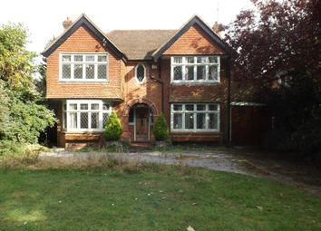 Thumbnail 4 bedroom detached house to rent in Earley, Reading