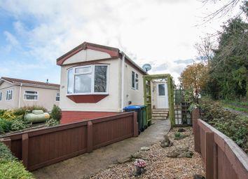 1 bed mobile/park home for sale in Bungalow Caravan Park, Bradenstoke, Chippenham SN15