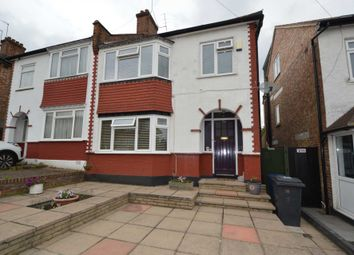 Thumbnail 3 bed semi-detached house for sale in Fernwood Crescent, London